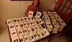 Maior diário pessoal digitalizado com fotos