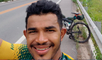 Mais rápido percurso de bicicleta de Uiramutã ao Chuí