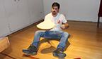 Maior tempo de pizza acrobática