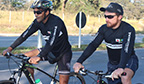 Mais rápida travessia de bicicleta do Oiapoque ao Chuí em grupo
