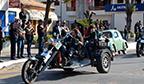 Jornada com maior número de triciclos