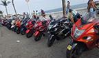 Maior encontro de motos Hayabusa