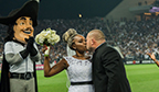 Casamento com maior público