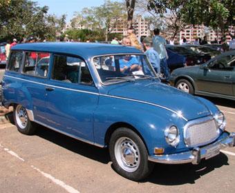 Primeiro carro fabricado no Brasil