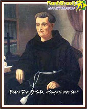 Primeiro santo do Brasil
