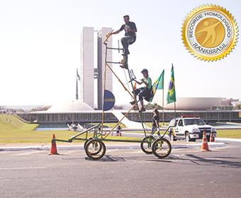 Mais alto quadriciclo do Brasil