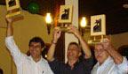 Primeiros irmãos brasileiros a serem eleitos prefeitos no mesmo ano
