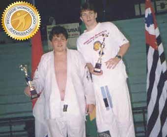 Mais longa luta do Jiu Jitsu competitivo