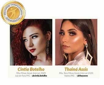 Concurso de beleza online com maior número de participantes
