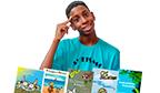 Mais jovem autor autista