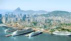 Carnaval 2013: Porto do Rio vai bater recorde internacional de navios