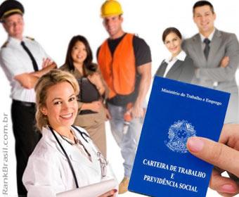 Brasil foi o quinto país que mais contratou em 2012