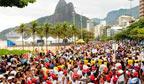 Carnaval é a maior festa popular do Brasil