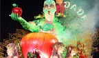 Mocidade Alegre é campeã do Carnaval de 2013 em São Paulo