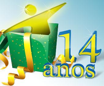 RankBrasil completa 14 anos (em 2013)