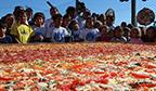 Dia da Pizza será comemorado com receita gigante em Canela (RS)