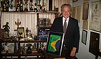 Recordista Nelson Biasoli morre aos 83 anos
