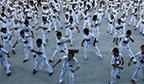 Desafio da maior roda de capoeira estudantil será adiado