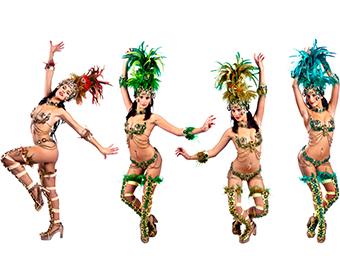 CURIOSIDADE – O samba nasceu na Bahia, no século 19