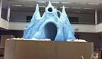 Espetáculo em globo de neve vai emocionar e bater recordes