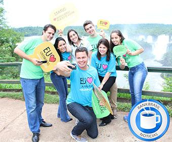CataratasDay pretende superar recorde de selfies em ponto turístico