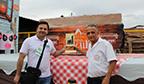 Ipanema (MG) quer quebrar recordes com queijo e doce de leite gigantes