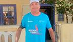Por recorde, ultramaratonista pretende correr mais de 400 km em 72 horas