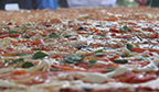 Apil promete fazer pizza gigante na Expointer para quebrar recorde