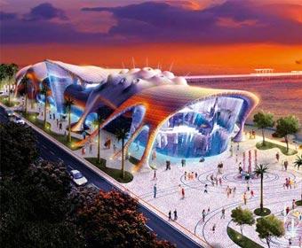 Maior aquário do Brasil será construído no Ceará com 21,5 mil m²