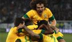 Brasil vence a Bósnia por 2 a 1 em seu primeiro amistoso de 2012