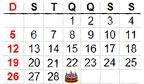 Ano bissexto: entenda o calendário de 2012