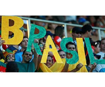Brasileiros são os mais felizes do mundo