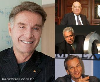 Forbes lista 36 bilionários no Brasil