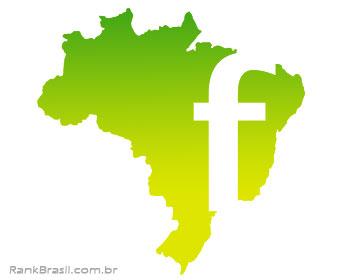 Brasil pode se tornar o segundo maior país no Facebook