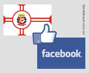 São Paulo é a 15ª maior cidade do mundo em usuários do Facebook