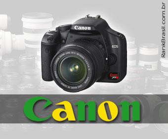 Canon monta no Brasil primeira fábrica fora da Ásia