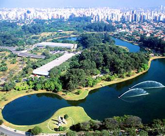 Ibirapuera é o local de São Paulo mais visitado por usuários do Facebook