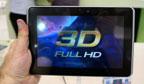 Feira traz tecnologia de ponta com 1° tablet 3D do Brasil