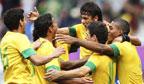 Brasil fica com a prata no futebol olímpico