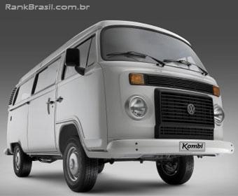 Kombi faz 55 anos no Brasil