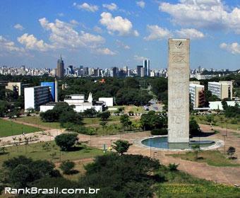 USP lidera Ranking Universitário Folha