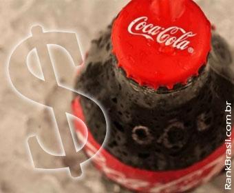 Coca-Cola é a marca mais valiosa do mundo, diz pesquisa