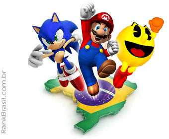 Mercado brasileiro de games é o quarto maior do mundo