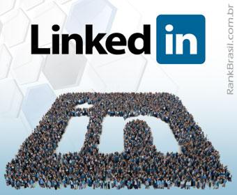 Brasil é 3° maior do mundo em número de usuários do Linkedln
