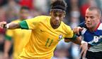 Neymar é o único brasileiro indicado ao prêmio Bola de Ouro 2012