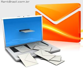 Hotmail segue líder no serviço de email do Brasil