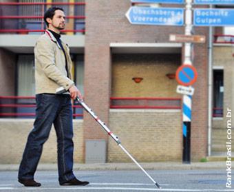Dia Nacional do Cego marca a luta pela inclusão de deficientes